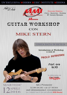 Mike Stern Workshop